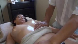 Asian massage – White Girl